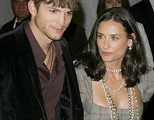Ashton Kutcher and Demi Moore had sparked speculation they never truly tied the know after failing to lodge divorce documents almost a year after splitting