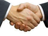 Compared with those subjected to the spiky handshakes, those who had been subjected to the smooth handshake were happier
