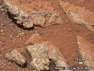 Curiosity rover has already turned up evidence of past flowing water on Mars