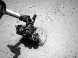 Curiosity rover has completed its first close-contact science on Mars