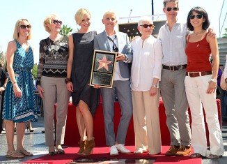 Ellen DeGeneres, America's most loved female stand-up comedian, television host and actress, finally got a star on the Walk of Fame