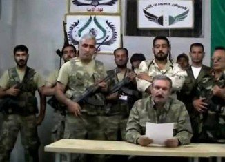 FSA has announced that it has moved its command centre from Turkey to liberated areas inside Syria