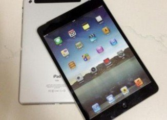 Fansite Apple.pro claims to have photographed the eight-inch evolution of the iPad