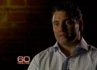 Former Navy Seal Matt Bissonette, who uses the pseudonym Mark Owen, was interviewed by CBS television network