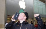 From London to New York and to Sydney, fans have camped outside Apple stores as the iPhone 5 went on sale around the world
