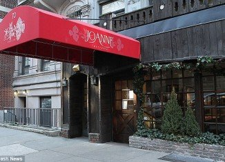 Joanne Trattoria, the Italian restaurant owned by the parents of Lady Gaga, has been slammed once again