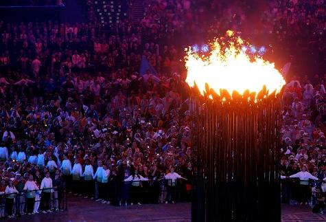 London will bid an exuberant farewell to the 2012 Paralympic Games with a closing ceremony billed by organizers as a Festival of Flame