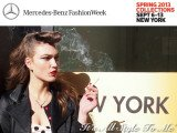 New York Fashion Week shifts into high gear with nearly 300 shows and presentations over eight days