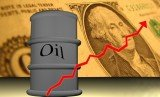 Oil prices rose for the eighth session in a row, with Brent crude trading near a four-month high