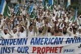 Protest against anti-Islam film Innocence of Muslims in Pakistan