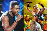 Shakira and Usher have signed up as mentors for the next series of The Voice in America