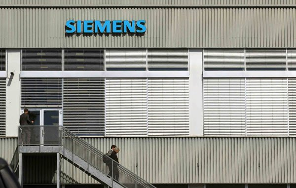 Siemens has denied allegations that it planted explosive devices inside nuclear equipment destined for Iran