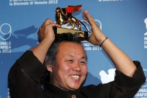South Korean film Pieta, directed by Kim Ki-duk, has won the Golden Lion award at the Venice Film Festival 2012