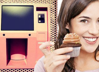 Sprinkles, which launched a cupcake ATM Stateside, is bringing the device to the UK