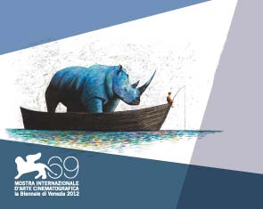 The 69th Venice International Film Festival has run at Lido from August 29th to September 8th 2012 photo