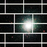 The Dark Energy Survey's 570-million-pixel camera will scan some 300 million galaxies in the coming five years
