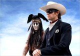 The Lone Ranger, due to be released in July 2013, is a remake of the classic adventure with Johnny Depp as Native American spirit warrior Tonto and Armie Hammer in the title role