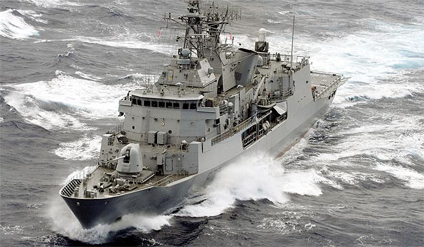 The US is lifting its ban on New Zealand naval ships in its ports
