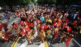 The West Indian American Day Parade and Carnival celebrates its 45th anniversary in 2012