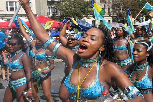 This year the West Indian American Day Parade Carnival celebrates its 44th anniversary as it continues to enjoy the distinction of being New York Citys biggest cultural festivals by far photo