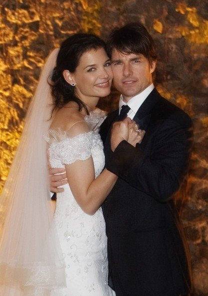 Tom Cruise and his third wife Katie Holmes divorced in July this year