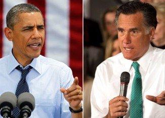 2012 Presidential debates between President Barack Obama and Governor Mitt Romney