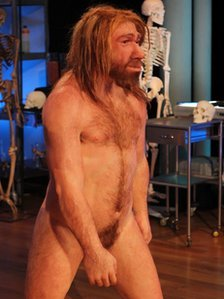 A team of scientists has created what it believes is the first really accurate reconstruction of Neanderthal man photo