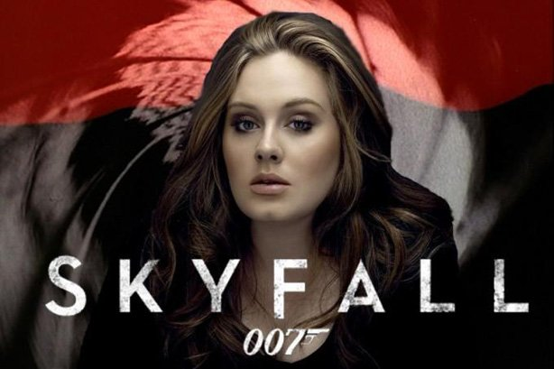 Adele confirmed on Monday that she had recorded the theme for Skyfall
