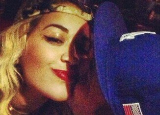 After months of denials Robert Kardashian has finally gone public with his romance with Rita Ora