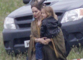 Angelina Jolie's daughter Vivienne was cast as the young Princess Aurora in her upcoming live action film Maleficent