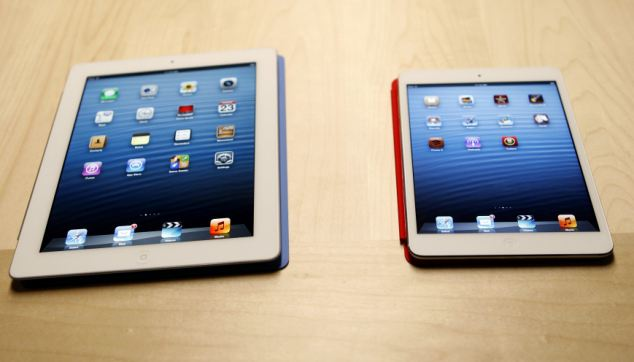 Apple has revealed its new smaller tablet iPad Mini with a 7.9 inch screen that is set to blow away its rivals in the tablet market this Christmas