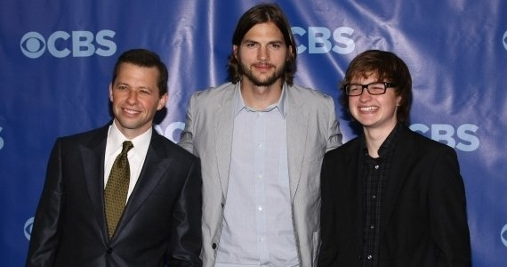 Ashton Kutcher has become the best paid TV actor, having earned an estimated $24M in one year for his role on Two and a Half Men