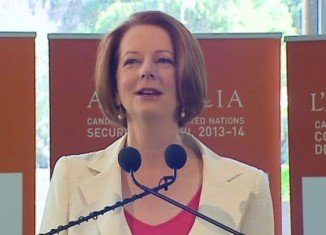 Australia's Prime Minister Julia Gillard has outlined Asia manifesto, a major foreign policy plan aimed at improving Asian ties