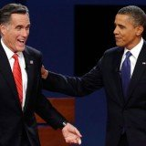 Barack Obama accuses Mitt Romney of being dishonest after Denver debate