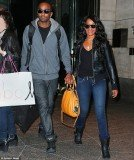 Bobbi Kristina Brown and Nick Gordon appeared closer than ever as they walked hand-in-hand around New York City