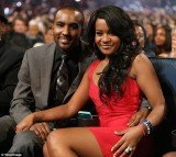 Bobbi Kristina Brown and Nick Gordon at Grammy Salute to Whitney Houston