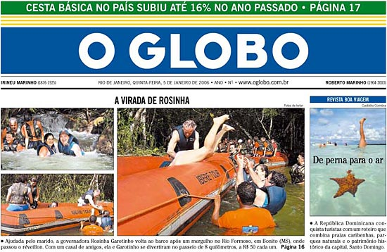 Brazilian newspapers ban Google News from using their online content
