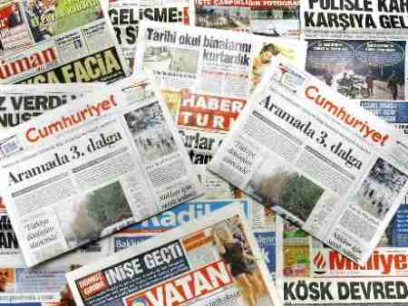 CPJ has accused Turkey of waging one of the world's biggest anti-press campaigns in recent history