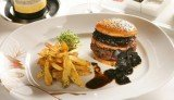 Celebrated chef Hubert Keller has created the world's most expensive burger for his Fleur de Lys restaurant at the Mandalay Bay Hotel & Casino in Las Vegas