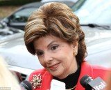 Celebrity attorney Gloria Allred is in court with Tom Stemberg's ex-wife to reportedly attempt to unseal the case records and lift a gagging order on all parties involved
