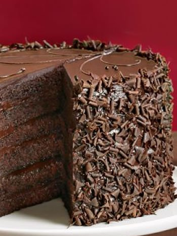 Recipe Chocolate Mousse Layer Cake