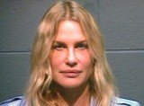 Daryl Hannah was arrested for criminal trespassing and taken to the Wood County Jail