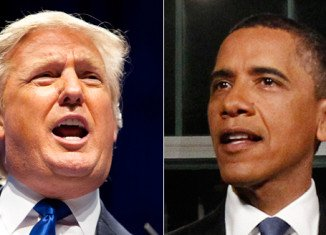 Donald Trump announced today that he has a gigantic bombshell about President Barack Obama that he will reveal on Wednesday