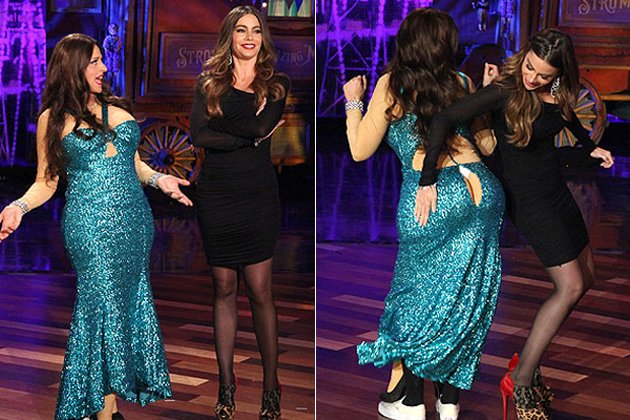 Sofia-Vergara-suffered-a-wardrobe-malfunction-in-during-the-Emmy