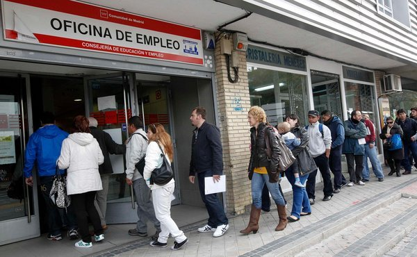 Eurozone unemployment rate hit a new high of 18.49 million in September