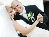 Every bride walks down the aisle hoping love will make her marriage last forever