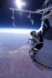 Felix Baumgartner will attempt to become the first human to break the sound barrier unaided by a vehicle