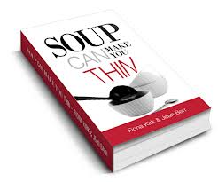 Fiona Kirk's Soup Can Make You Thin claims that eating more soup is the secret to staying slim photo