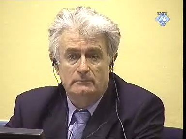 Former Bosnian Serb leader Radovan Karadzic has begun his defence at his war crimes trial