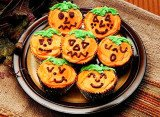 Halloween cupcakes the great pumpkin cakes